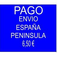 PAGO ENVIO ESPAÑA TRANSPORTES