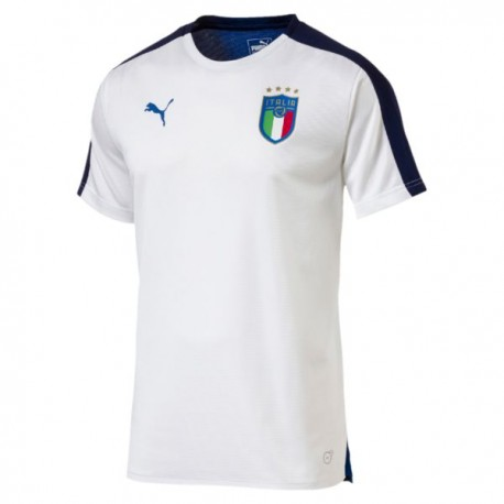 5d769cebdaad5 CAMISETA PREPARTIDO OFICIAL ITALIA 17-18