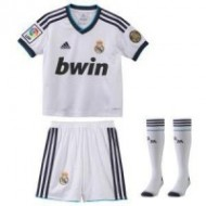 PACK NIÑO OF.R.MADRID BLANCO