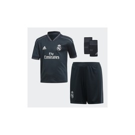 PACK DE JUEGO OFICIAL REAL MADRID 17-18