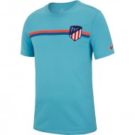 CAMISETA ALGODON OFICIAL AT.MADRID 17-18