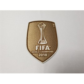PARCHE FIFA WORLD CHAMPIONS