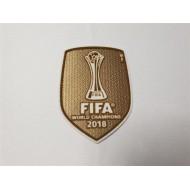 PARCHE FIFA WORLD CHAMPIONS