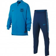 CHANDAL OFICIAL FC.BARCELONA NIÑO DRY FIT 18-19
