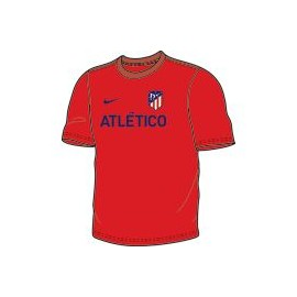 AT.MADRID CAMISETA ALGODON TEE CORE MATCH