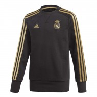SUDADERA OF. REAL MADRID PASEO BLANCO NIÑO