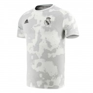CAMISETA OFICIAL PREPARTIDO REAL MADRID NIÑO 17-18