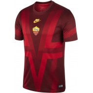 CAMISETA ROMA PREMATCH TOP SS PM