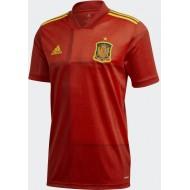 CAMISETA OFICIAL ESPAÑA EURO 2020 NIÑO