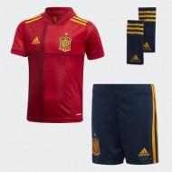 PACK OFICIAL ESPAÑA NIÑO EURO 2020 ( 2 - 6 AÑOS )