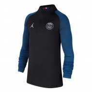 PARIS SAINT GERMAIN CHANDAL ADULTO 19/20 TRK SUIT NEGRO