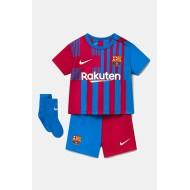 PACK OFICIAL FC.BARCELONA 17-18 (4-8 AÑOS)