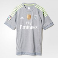CAMISETA OF. REAL MADRID 2ª EQUIPACION