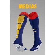 MEDIAS JUEGO OF. FC. BARCELONA