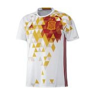 CAMISETA OF. ESPAÑA 16-17 BLANCO