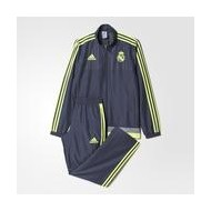 CHANDAL OF. REAL MADRID CLIMACOOL GRIS NIÑO