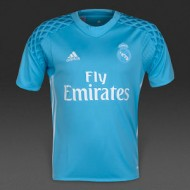 CAMISETA OFICIAL REAL MADRID PORTERO 16-17